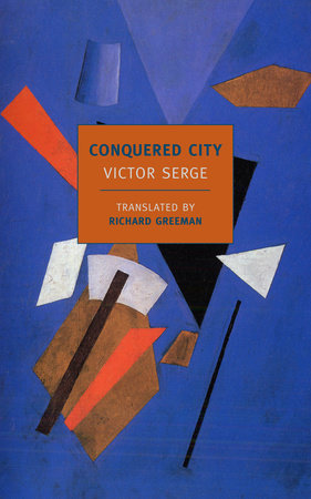 Conquered City by Victor Serge