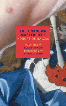 The Unknown Masterpiece by Honore de Balzac