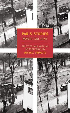 Paris Stories by Mavis Gallant