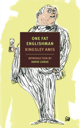 One Fat Englishman by Kingsley Amis