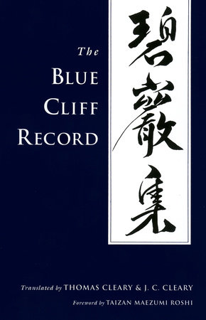 The Blue Cliff Record by