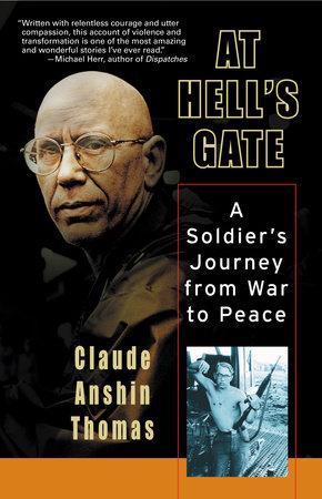 At Hell's Gate by Claude Anshin Thomas