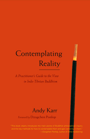 Contemplating Reality by Andy Karr
