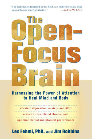 The Open-Focus Brain by Les Fehmi and Jim Robbins