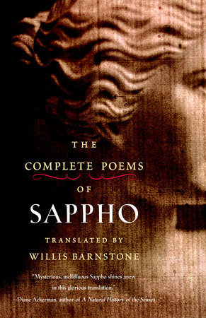 The Complete Poems of Sappho by