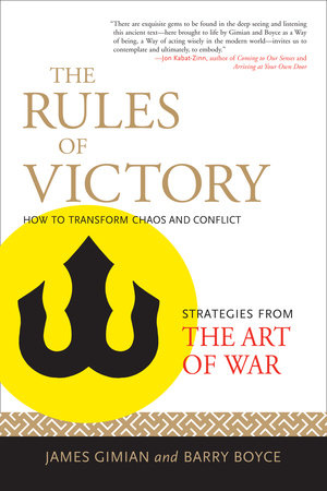 The Rules of Victory by James Gimian and Barry Boyce