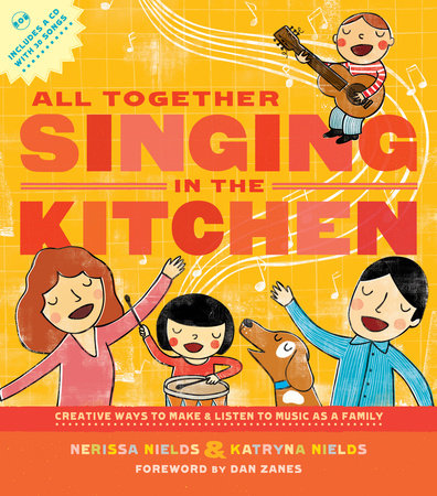 All Together Singing in the Kitchen by Nerissa Nields and Katryna Nields
