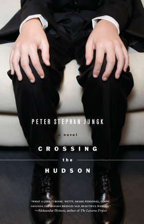Crossing the Hudson by Peter Jungk