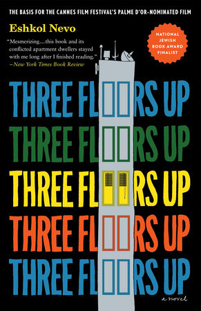 The cover of the book Three Floors Up