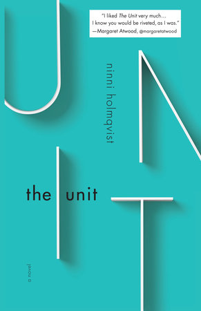 The cover of the book The Unit