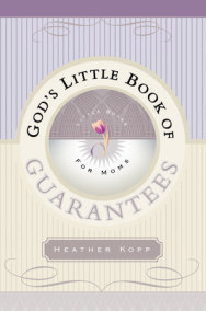 God's Little Book of Guarantees for Moms