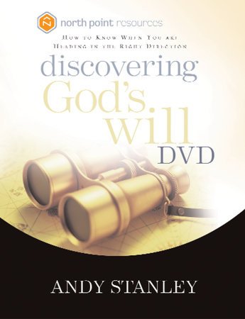 Discovering God's Will DVD by Andy Stanley