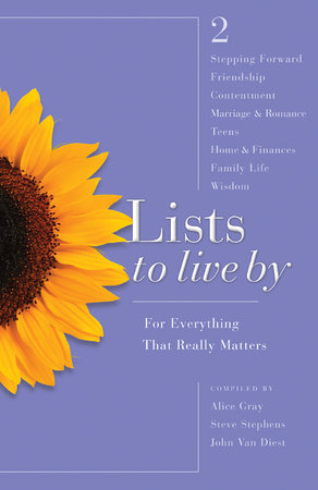 Lists to Live By: The Second Collection by