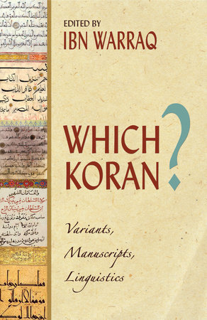 Which Koran? by