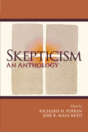Skepticism by Richard H. Popkin