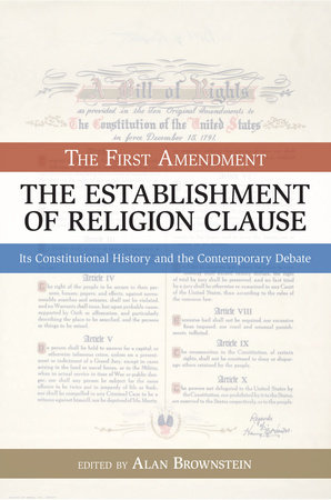 The Establishment of Religion Clause by