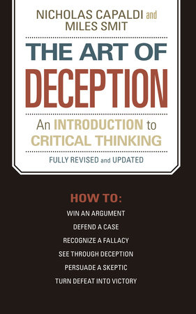 The Art of Deception by Nicolas Capaldi and Miles Smit