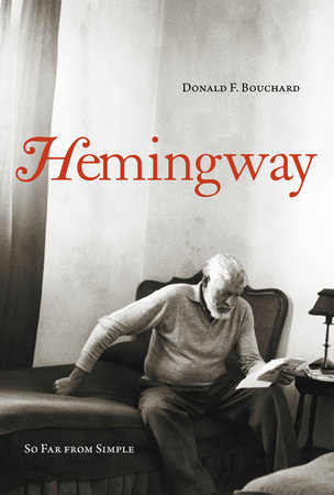 Hemingway Book Cover Picture