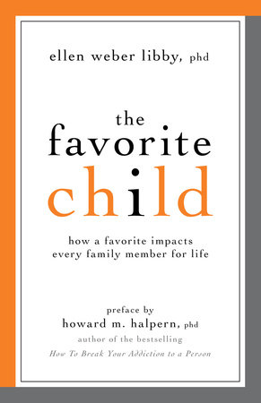 The Favorite Child by Ellen Weber Libby
