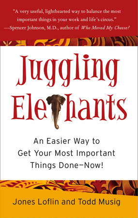 Juggling Elephants by Jones Loflin and Todd Musig