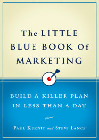 The Little Blue Book of Marketing