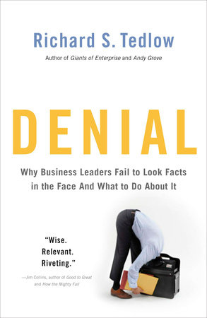 Denial by Richard S. Tedlow