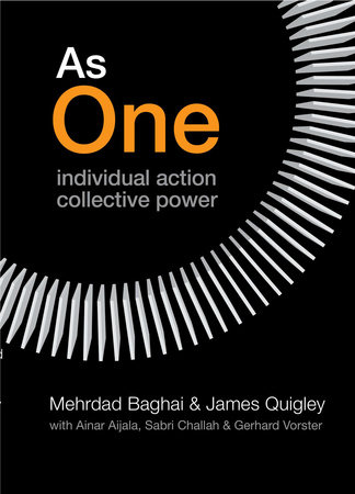 As One by Mehrdad Baghai and James Quigley