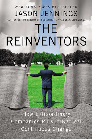 The Reinventors by Jason Jennings