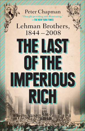 The Last of the Imperious Rich by Peter Chapman
