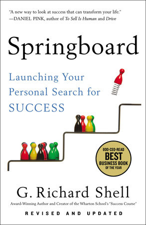Springboard by G. Richard Shell