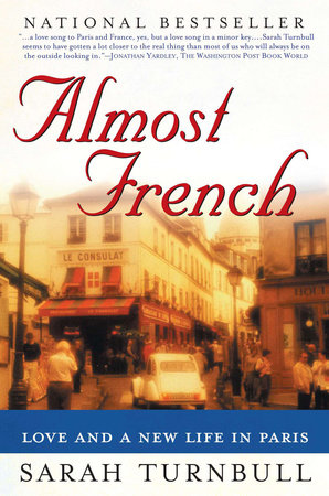 Almost French by Sarah Turnbull