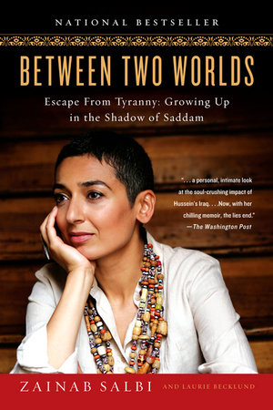 SE Between Two Worlds by Zainab Salbi and Laurie Becklund