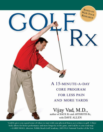 Golf Rx by Vijay Vad M.D. and Dave Allen