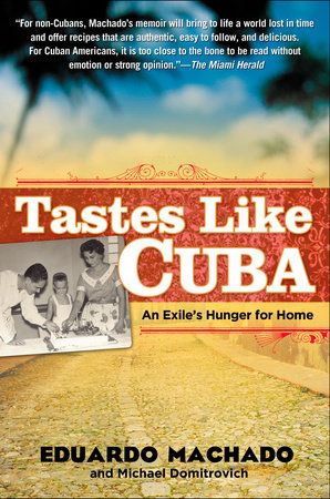 The cover of the book Tastes Like Cuba