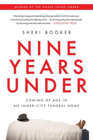 Nine Years Under by Sheri Booker