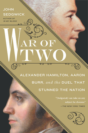War of Two Book Cover Picture