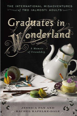 Graduates in Wonderland Book Cover Picture