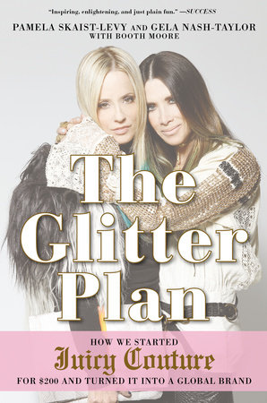 The Glitter Plan Book Cover Picture