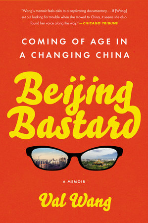 The cover of the book Beijing Bastard