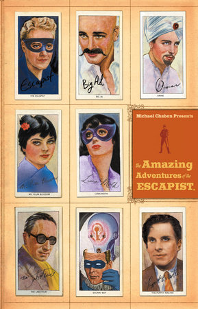 Michael Chabon Presents... The Amazing Adventures of the Escapist Volume 2 by Matt Kindt