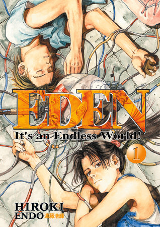Eden: It's an Endless World! Volume 1