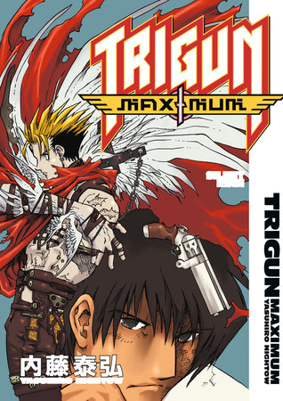 Trigun Maximum Volume 8: Silent Ruin