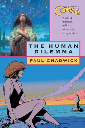 Concrete Volume 7: The Human Dilemma