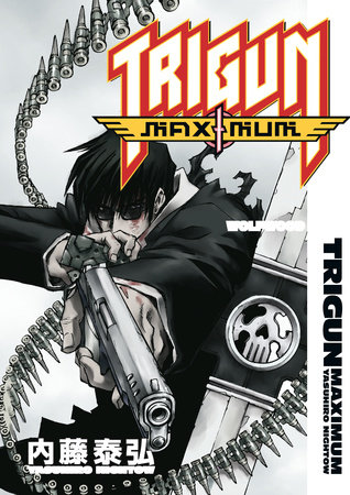 Trigun Maximum Volume 10: Wolfwood