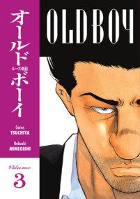 Old Boy Volume 3