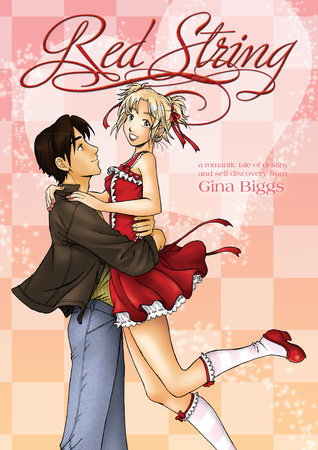 Red String Volume 1 by Gina Biggs