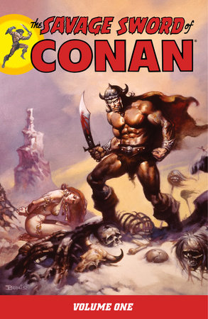 Savage Sword of Conan Volume 1