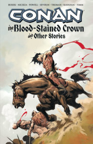 Conan: The Blood-Stained Crown & Other Stories