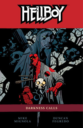 Hellboy Volume 8: Darkness Calls