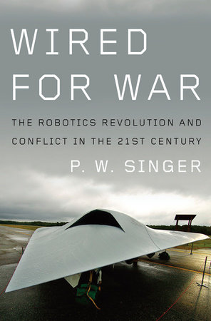 The cover of the book Wired for War
